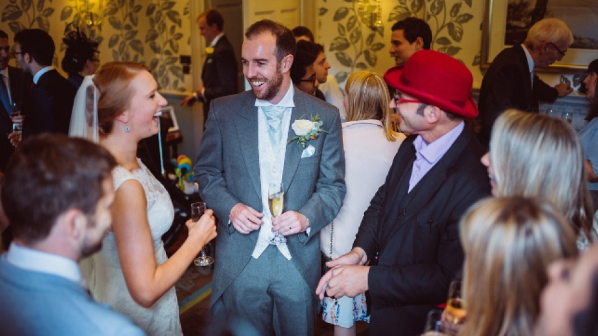 Why hire a wedding magician?
